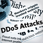 DDoS Attacks: Variant Foreseen in 2006