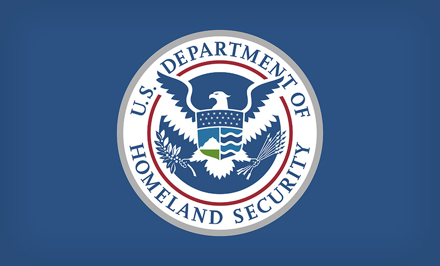 Department of Homeland Security Suffers Data Breach