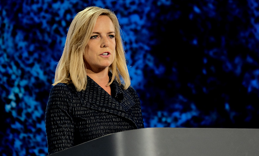 DHS Secretary: US Won't Tolerate Cyber Meddling