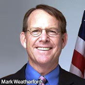 DHS's Mark Weatherford Resigning