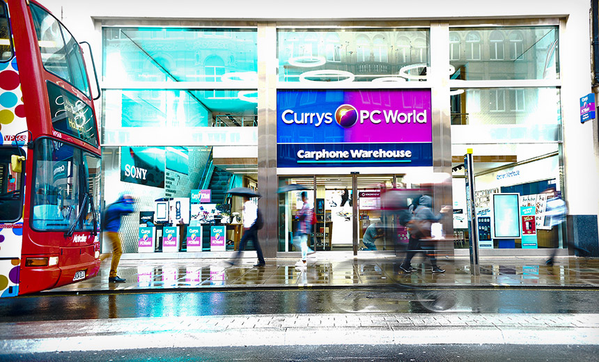 Dixons Carphone: 10 Million Records Exposed in 2017 Breach