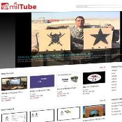 DoD Unveils Secure, YouTube-Like Social Net