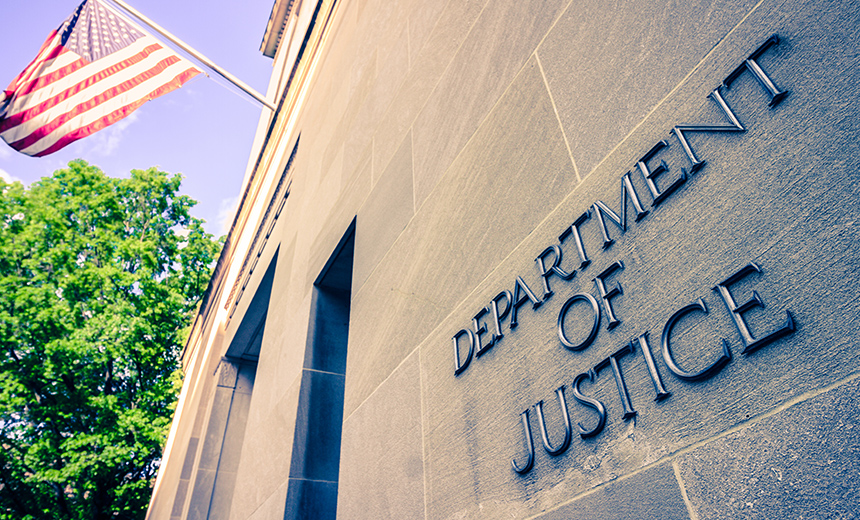 DOJ Launches Task Force to Battle Ransomware Threat