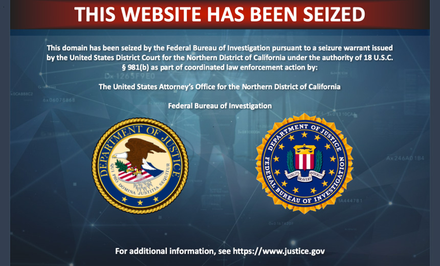 DOJ Seizes Domains Used for Iranian Disinformation Campaigns