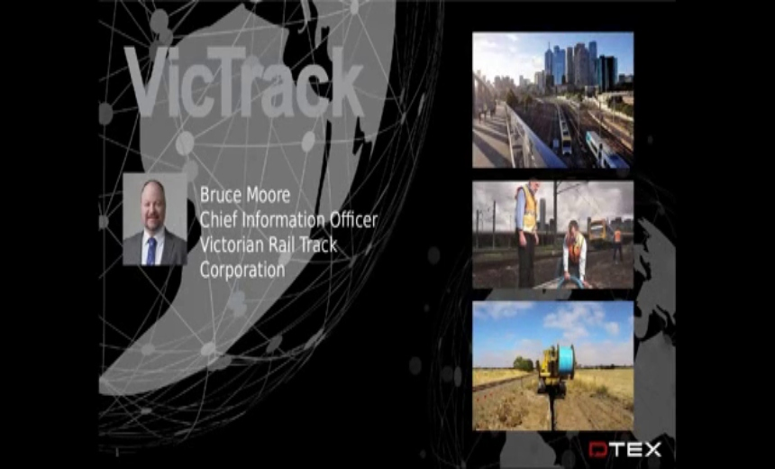 DTEX Case Study: VicTrack
