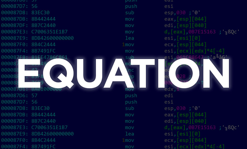 Equation Group Stings Firewall Vendors with Zero-Day Flaws