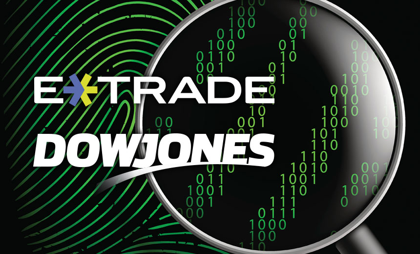 E*Trade, Dow Jones: 7 Breach Lessons