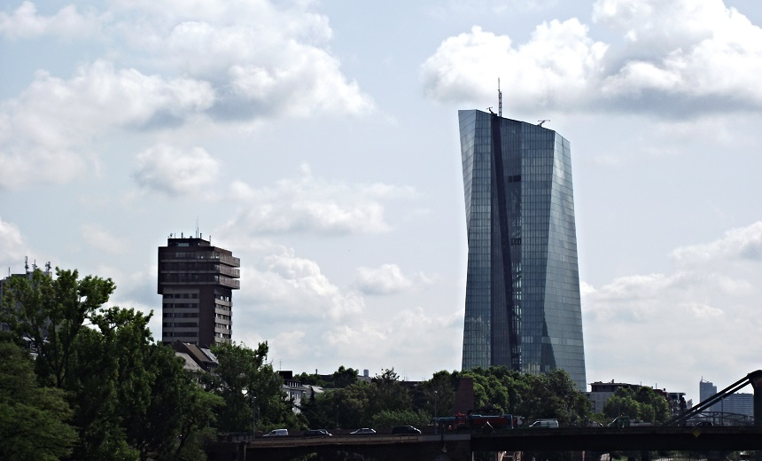 European Central Bank Closes a Website Following Hack