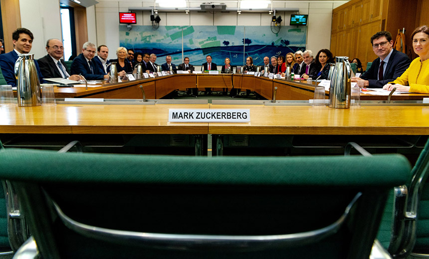 Facebook Smackdown: UK Seeks 'Digital Gangster' Regulation
