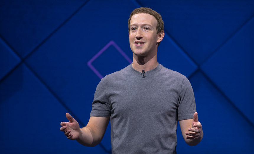 Facebook's Zuckerberg: GDPR Won't Apply Worldwide