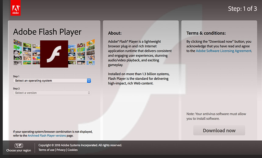 Flash Hack: Adobe Updates Plug-in After Zero-Day Attacks
