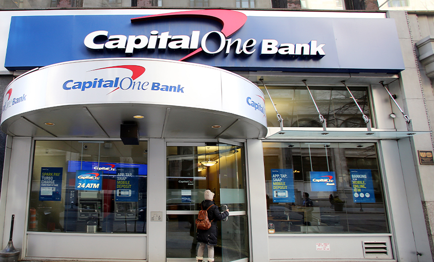 Following Massive Breach, Capital One Replacing CISO: Report
