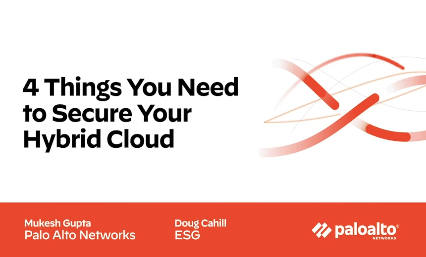 4 Things You Need to Secure Your Hybrid Cloud