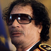 Gadhafi's Death Raises AML Concerns