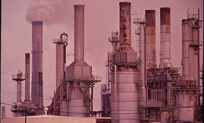 GAO: Chemical Plants Vulnerable to Cyberattacks
