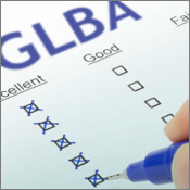 GLBA Report Card: Regulators Assess Institutions' Compliance