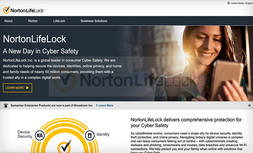 Goodbye, Symantec for Consumers; Hello NortonLifeLock