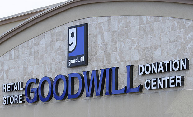 Goodwill: 868,000 Cards Compromised