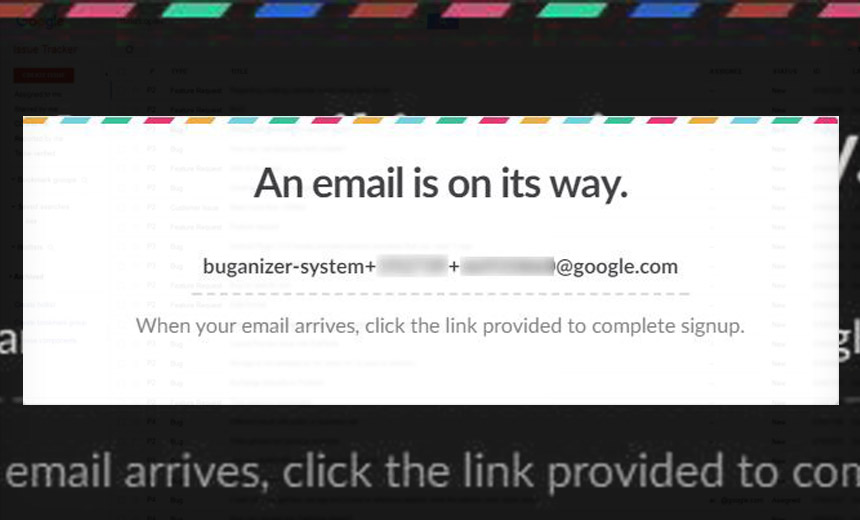 Security researcher found bugs in Google's bug tracker