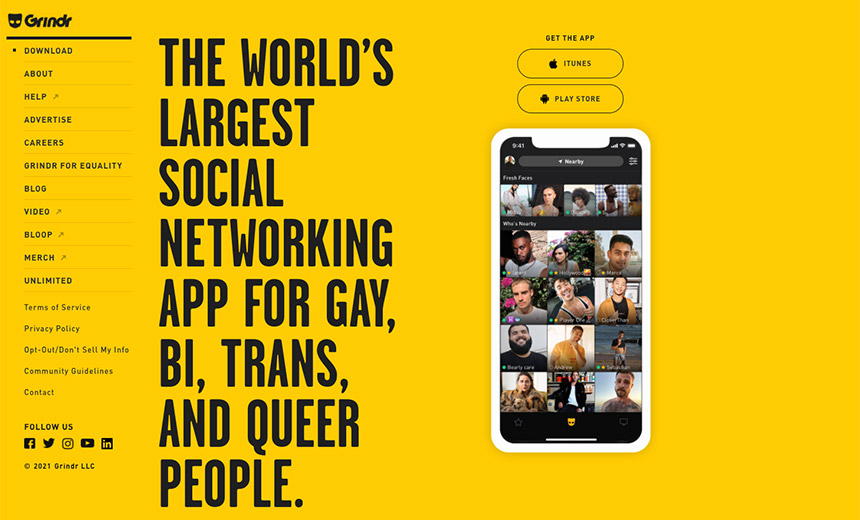 Grindr Potentially Faces $12 Million GDPR Privacy Fine