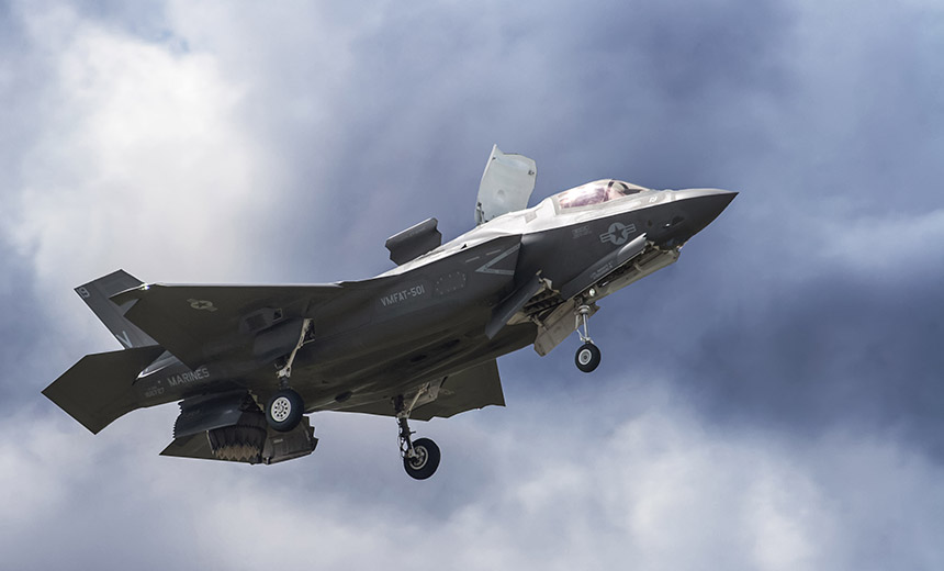 Hacker Steals Joint Strike Fighter Plans in Australia