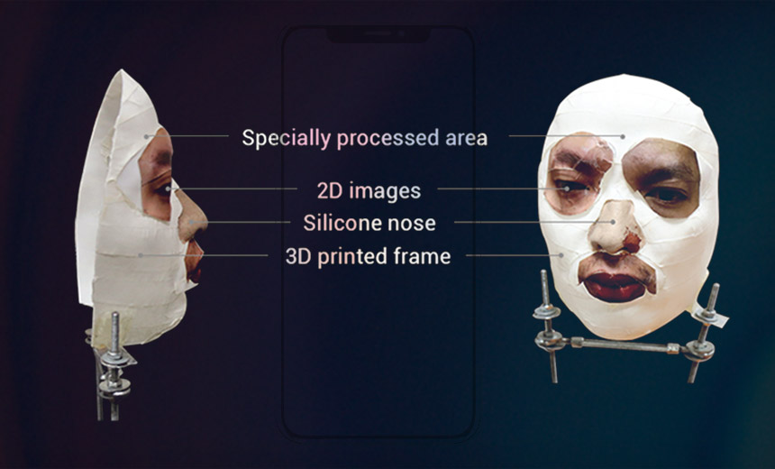 Hackers Claim to Defeat iPhone X 'Face ID' Authentication