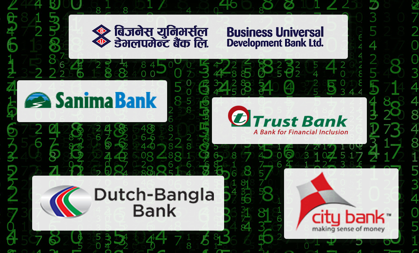 Hackers Leak Data of 5 South Asian Banks