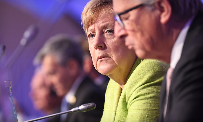 Hackers Leak Hundreds of German Politicians' Personal Data
