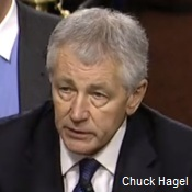 Hagel Sees Cybersecurity as Top DoD Priority