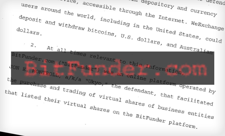 Head of Hacked Bitcoin Exchange Pleads Guilty to US Charges