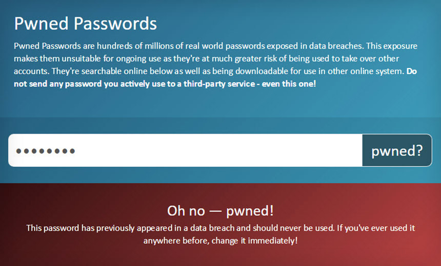 Here Are 306 Million Passwords You Should Never Use