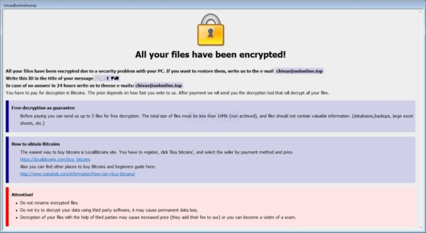 How Dharma Ransomware-as-a-Service Model Works