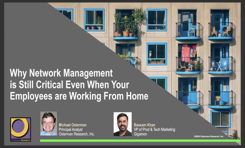 How Network Managers Can Gain Visibility & Secure 'Work From Home' Traffic