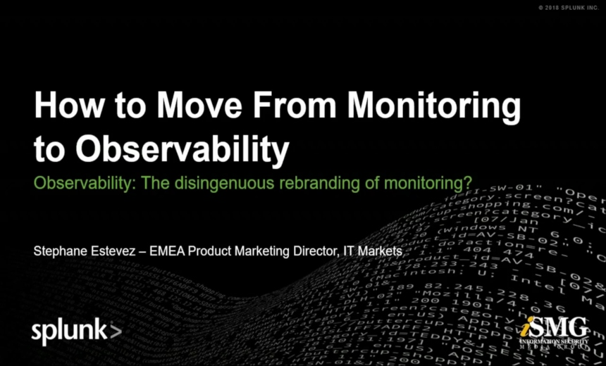 How to Shift Security Practices From Monitoring to Observability