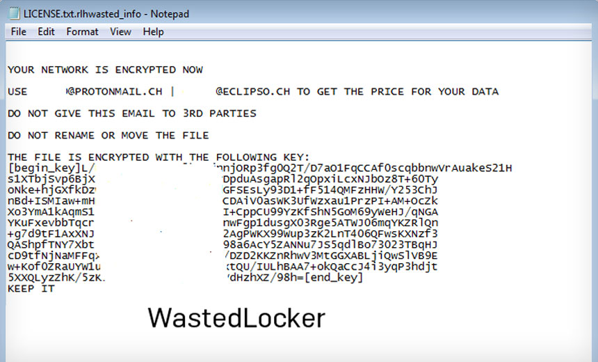 How WastedLocker Evades Anti-Ransomware Tools