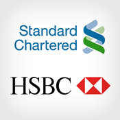 HSBC, SCB Agree to AML Penalties