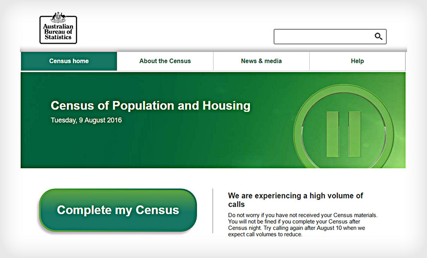 IBM Blamed for Australian Census Debacle