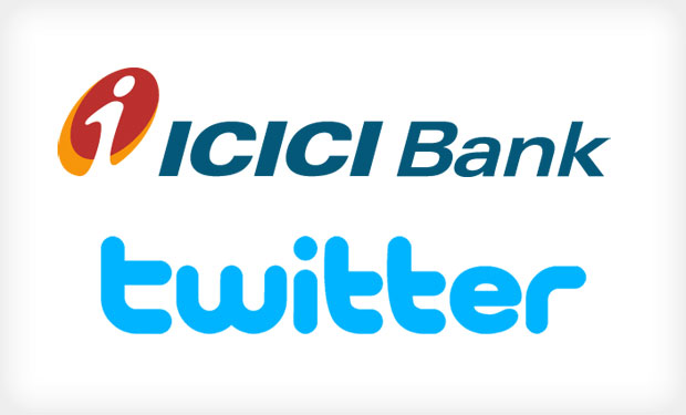 ICICI Launches Twitter Payments Service