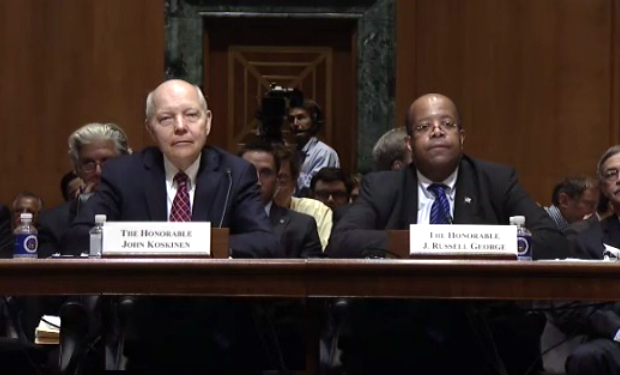 Controls Might Have Averted IRS Breach
