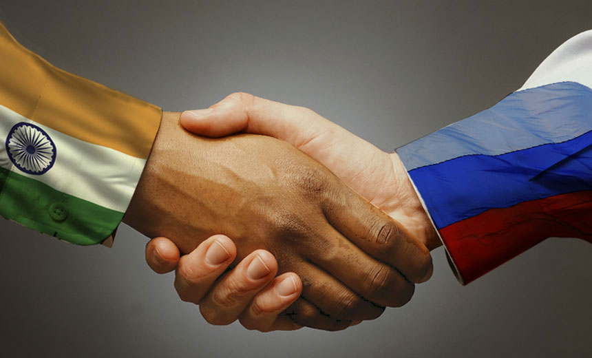 India, Russia to Form Cybersecurity Group?