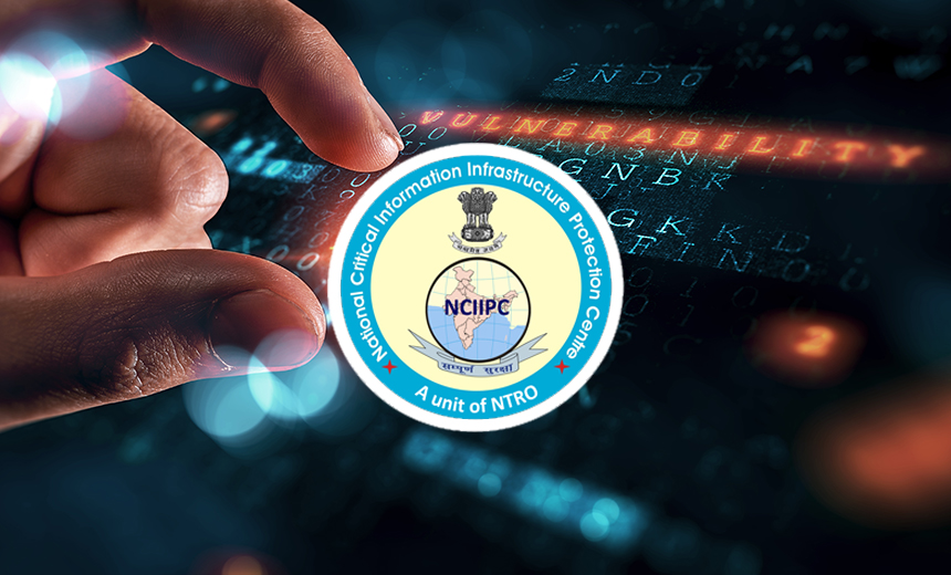 Indian Critical Infrastructure Protection Center Vulnerable