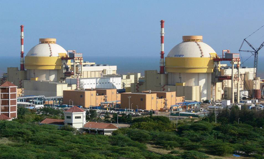 India's Nuclear Power Corp. Admits Malware Infected a PC