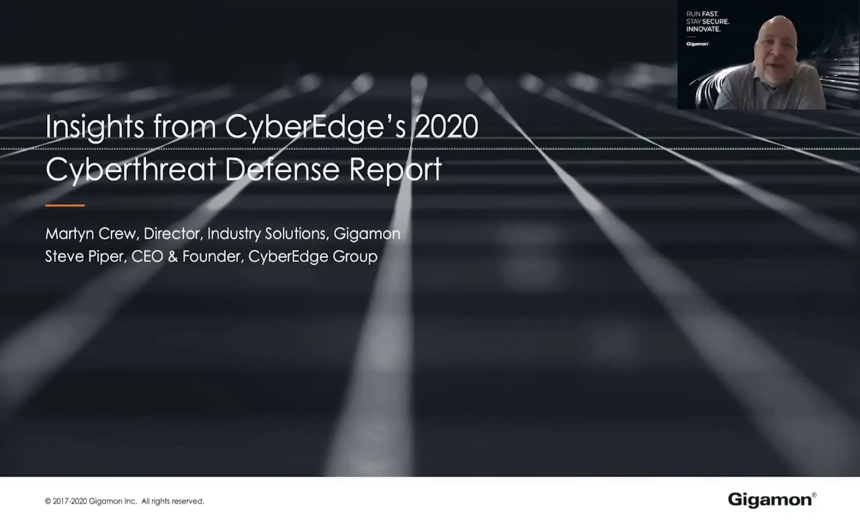 Insights from the CyberEdge 2020 Cyberthreat Defense Report