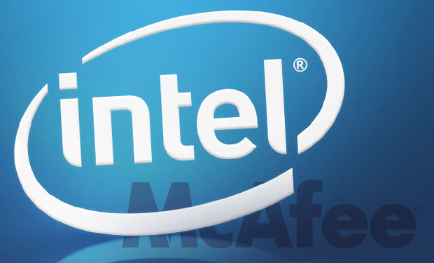 Intel Ridding Itself of McAfee Name