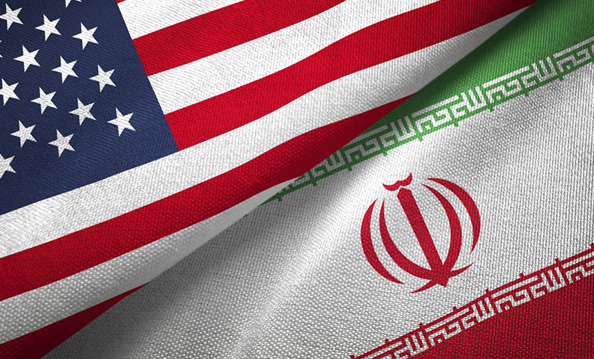 US govt website briefly defaced by Iranian hackers