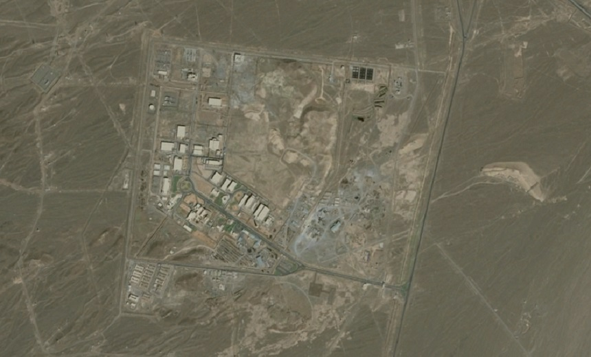 Iranian Nuclear Site Shut Down by Apparent Cyberattack