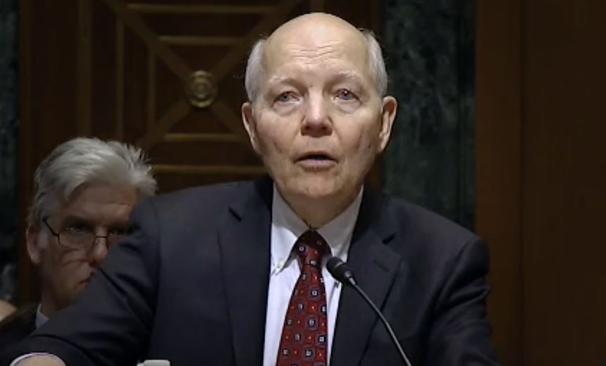 IRS Chief Defends Taxpayer Data Protection Efforts