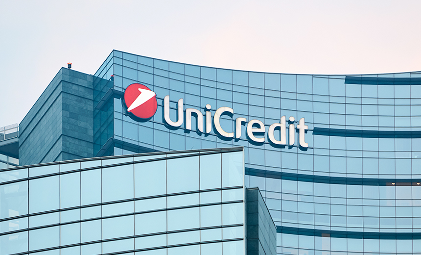 Italy's UniCredit: Breach Went Undetected for Four Years