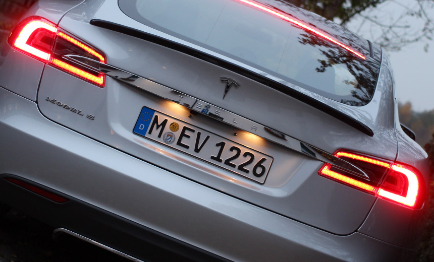 Tesla Patches Cars Against Wi-Fi 'Braking' Attack