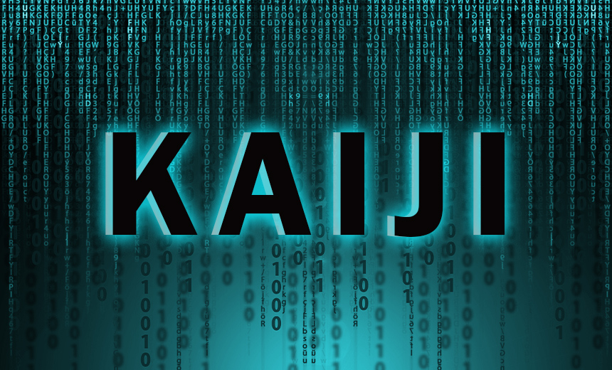 Kaiji Botnet Targets Linux Servers, IoT Devices